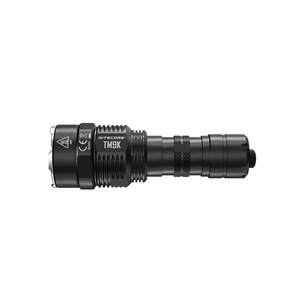 Image 4 - NITECORE TM9K Taktische Taschenlampe 9 XP L HD V6 LEDs max 9500 Lumen werfen 268M eingebaute 21700 5000mAh batterie USB Lade Fackel