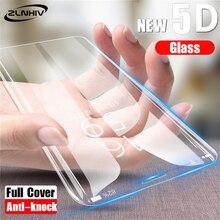 Bordo ZLNHIV per samsung Galaxy s5 s6 s7 s8 s9 s10 plus s10e pellicola protettiva protezione dello schermo del telefono temperato su vetro smartphone