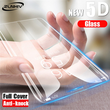 ZLNHIV for samsung Galaxy s5 s6 s7 edge s8 s9 s10 plus s10e protective film phone screen protector tempered on glass smartphone