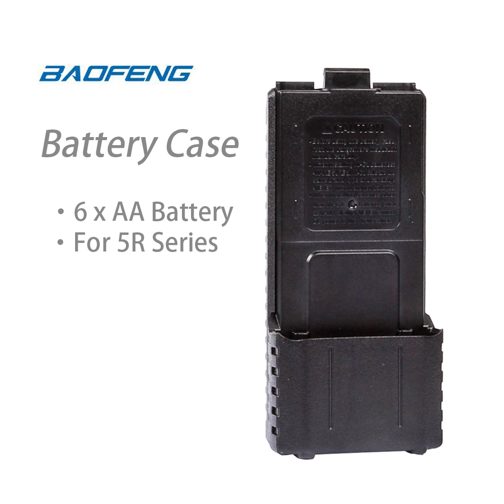 Battery Case ( 6 X AA Battery) For BaoFeng UV-5R//UV-5RA/UV-5R Plus