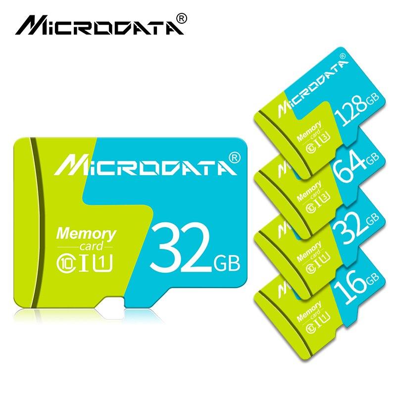 Tarjetas de memoria micro sd de alta velocidad, Clase 10, 16 GB, 32 GB, 64GB, 128GB