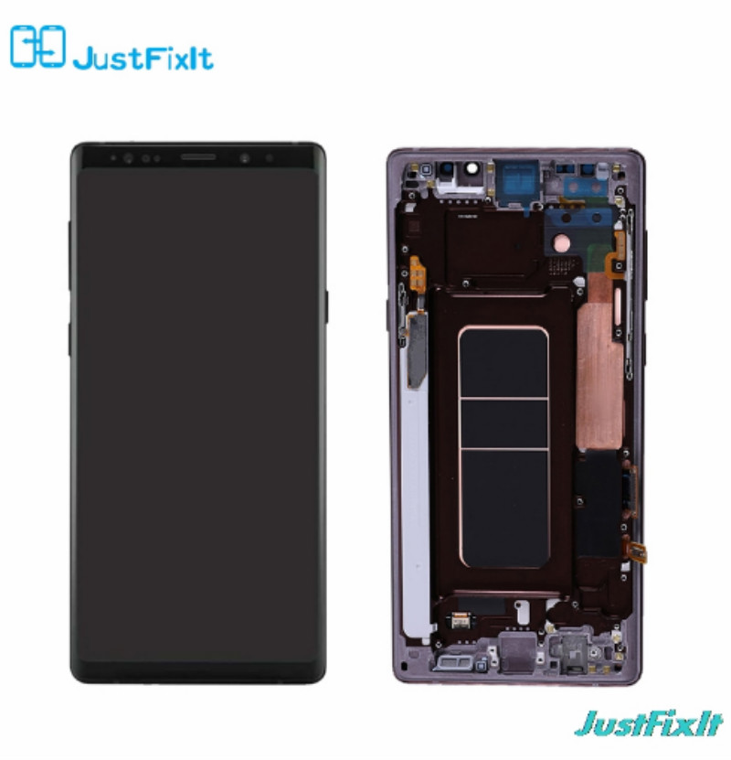 For Samsung Galaxy Note 9 N960 N960F N960D N960DS Defect Lcd Display Touch Screen Digitizer Assembly 6.3