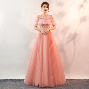 Lace Applique Beaded Ball Quinceanera Dresses Backless Off The Shoulder back lace up real photo in stock  Floor Length dress