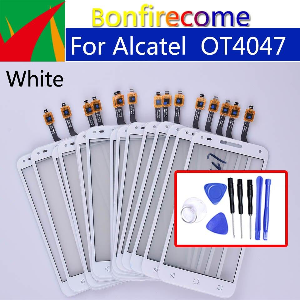 Touchscreen For Alcatel One Touch U5 3G OT 4047D 4047G 4047 OT4047 OT4047D Touch Screen Panel Sensor Digitizer Glass Replacement