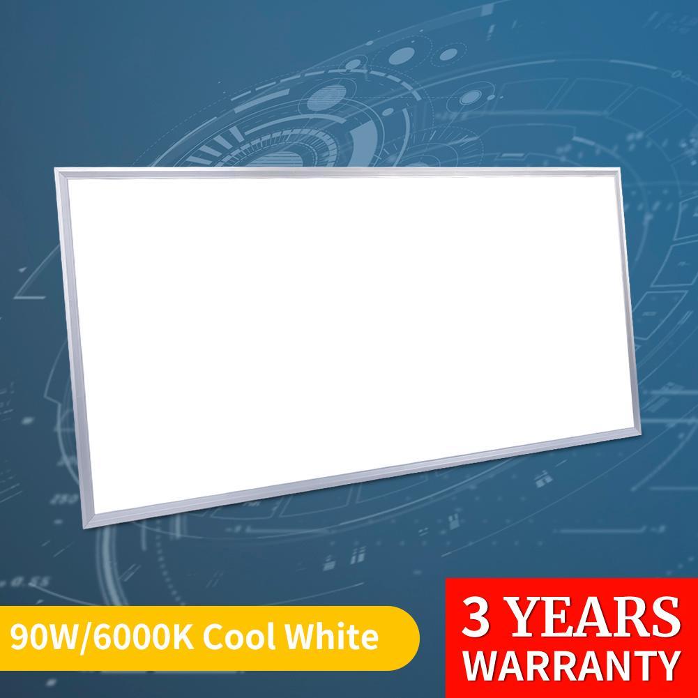 AC180 -220V Ultra Thin Large Panel Light Cool /Warm White LED Lamp Professional Lighting LED Ceiling Down Light Bathroom Office
