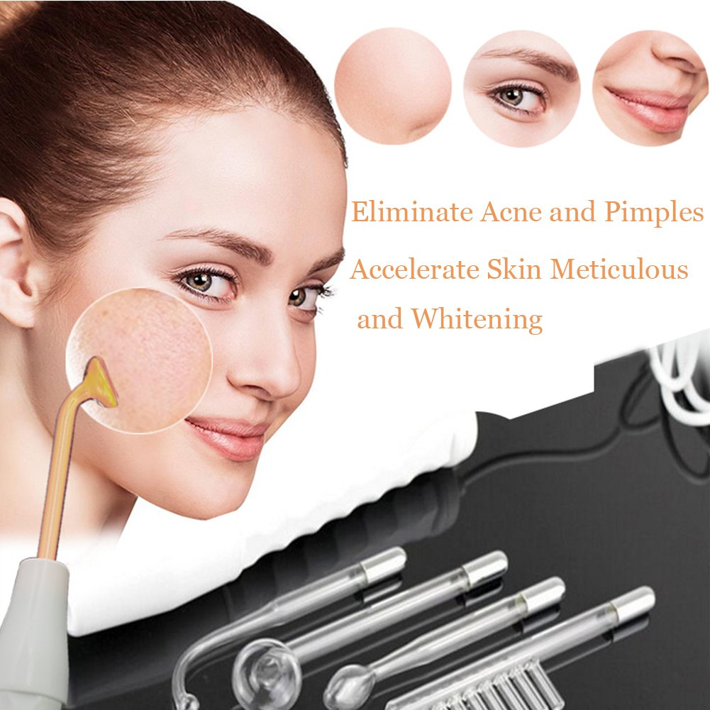 High Frequency Skin Therapy