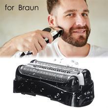 Shaver Replacement Head Razor Accessories Compatible for 3000s, 3010s, 3040s, 3050cc, 3070cc, 3080s, 3090cc for Braun Series 3