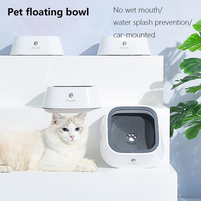 Smart Design Cat & Dog Drinking Water Bowl 1.5L Floating No- Spill Drinking Dispenser  4