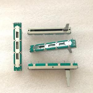Image 4 - 10pcs 60mm Straight Slide Potentiometer B10K For PIONEER DJM 400 500 600 Mixer Volume Putter / Dual Channel Fader 20MMD