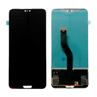 TFT LCD Display Digitizer Touch Screen Assembly without Frame for HUAWEI P20 Pro Mobile Phone Repair Parts