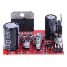 Placa amplificadora estéreo TDA7379 con preamplificador AD828, tableros amplificadores Super NE5532