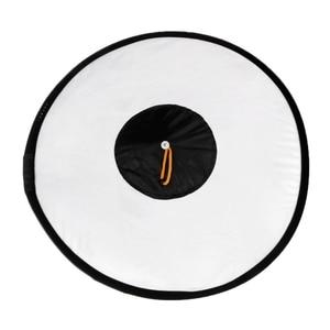 Image 1 - 2021 New Universal 42cm Round Flash Softbox Speedlite Diffuser Reflector Strap New