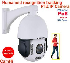 Image 1 - SONY IMX 335 20X זום 5MP 4MP 25fps PoE אנשים דמוי אדם זיהוי WIFI PTZ מהירות כיפת IP מצלמה מעקב