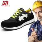 Men Work Safety Shoe...