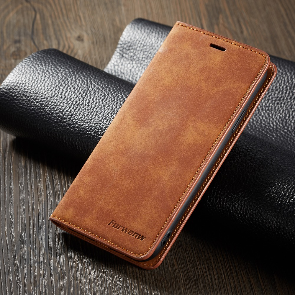 Case Mate Iphone 11 | Leather Case For IPhone 11 Pro SE 2020 7 8 6s 6 Plus X XS Max XR 5S 5 Flip Book Case Cover For Apple IPhone 11 Pro Funda Coque