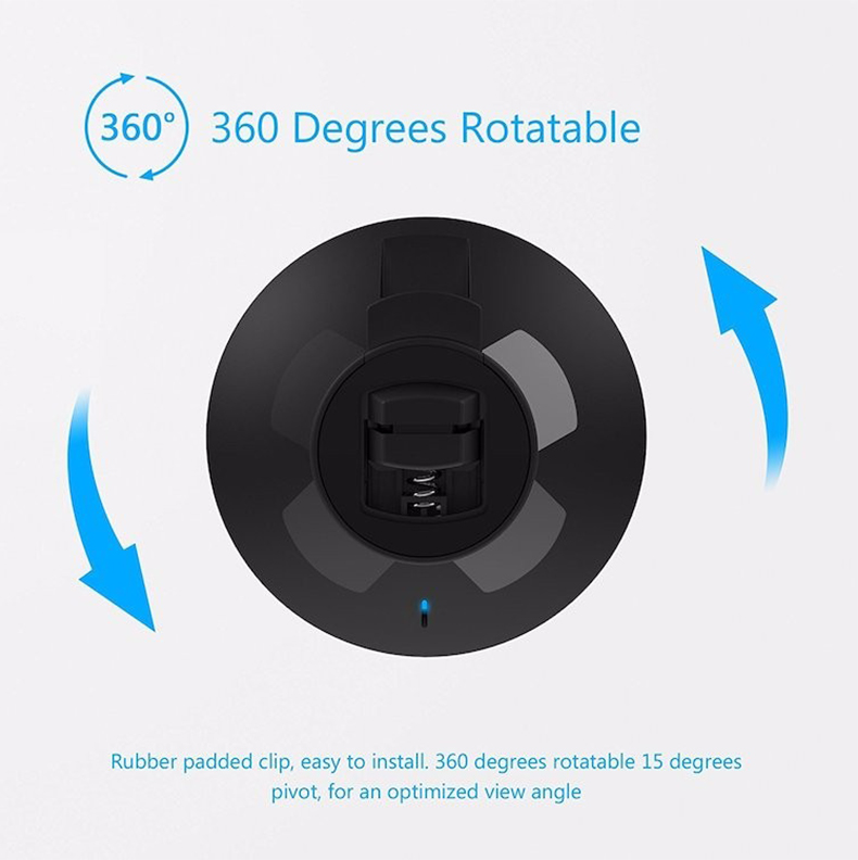 360 Degree Rotation Car Phone Wireless Charger For Samsung S8 S8 Plus S7 Edge Dashboard Wireless Charger Stands Air Vent Holder (8)