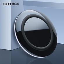 TOTU Qi Caricatore Senza Fili 10W Super Veloce di Ricarica Pad Per il iPhone 11 Pro MAX 8 Più di X XS Samsung s8 S9 Huawei Mate20 Carica Del Telefono