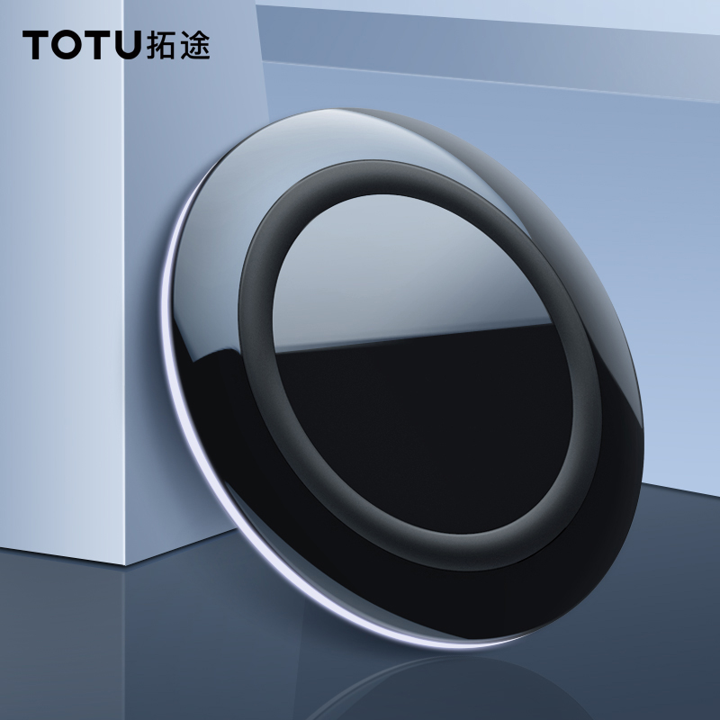 TOTU Qi Wireless Charger 10W Super Fast Charging Pad For IPhone 11 Pro MAX 8 Plus X XS Samsung S8 S9 Huawei Mate20 Phone Charge