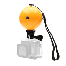 Portable Mini Floating Ball Underwater Diving Surfing Swimming Buoyancy Ball Float Ball for Gopro Hero 7 6 5 4 3 SJCAM Xiaomi Yi