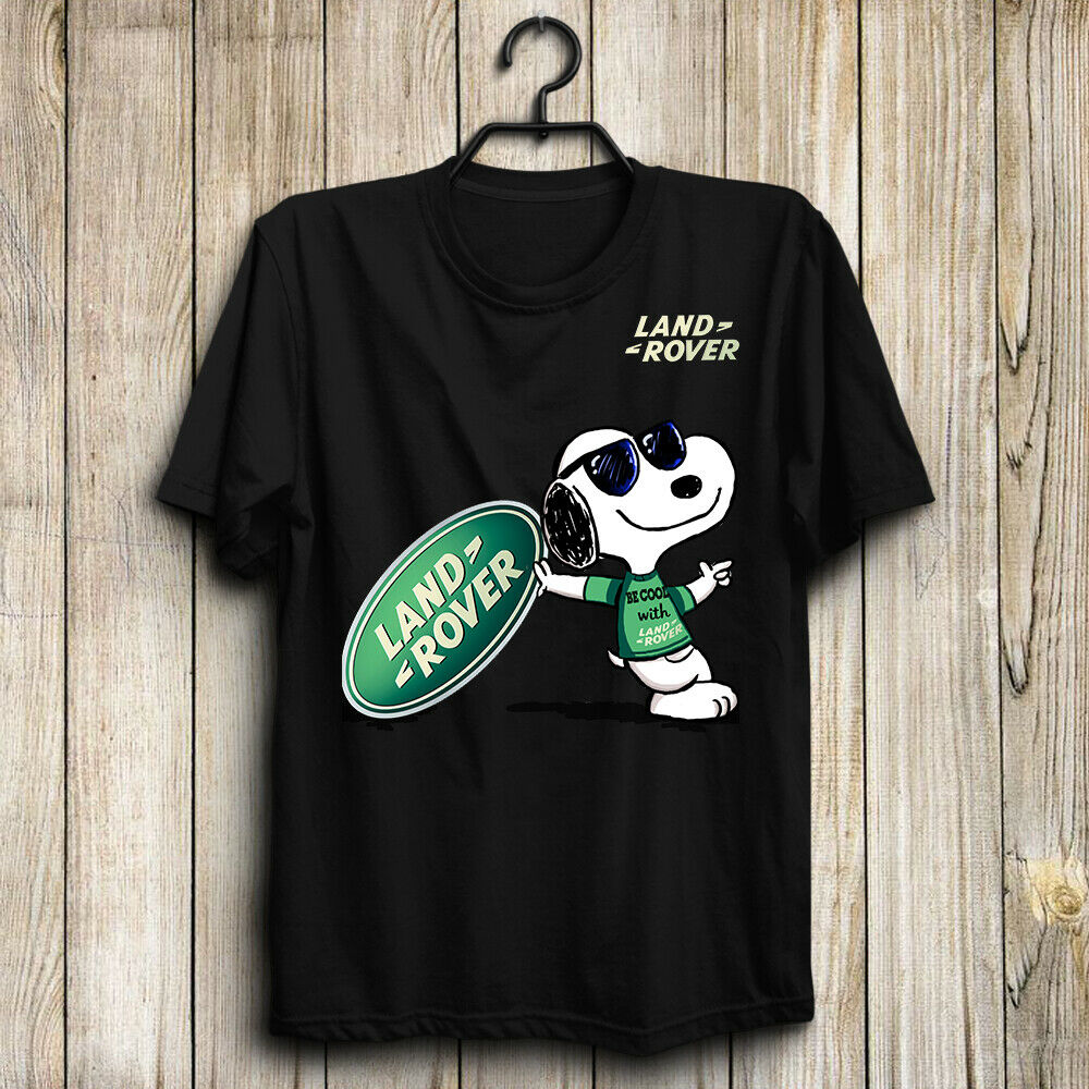 Land Harajuku Shirt For Men Rover Discovery De Harajuku Streetwear Shirt Men Men'S Us T Shirt Hot Gift Funny