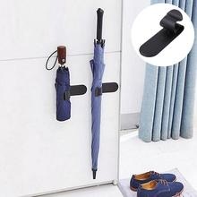 Auto Vehicle Umbrella Hook Adhesive Holder living room kitchen Hanger Car Clip Fastener Rack  Self-adhesive Portable Durable