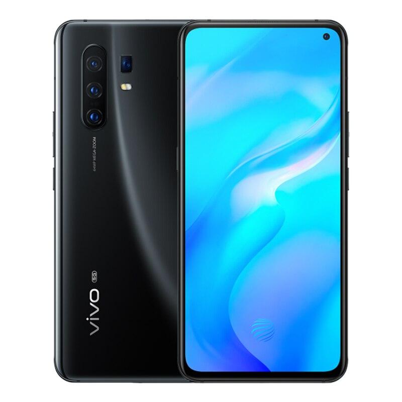Originale Vivo Pro 5G Del Telefono Mobile 6.44 Pollici X30 Hdr 8 Gb + 128 Gb Exynos 980 Octa core Android 9.0 Quad Telecamere 4350 Mah Smartphone - 2