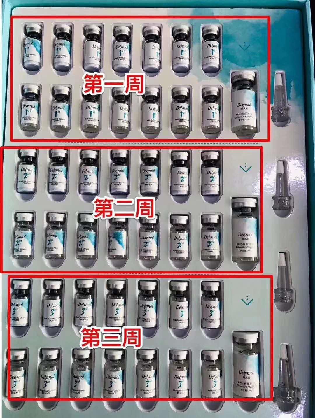 黛莱美蓝铜肽冻干粉作用及效果—为美丽打Call插图(2)