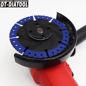 Image 4 - DT DIATOOL Vacuum Brazed Diamond Demolition Saw blade Cutting Disc Multi Purpose Rescue diamond wheel hard stone Iron