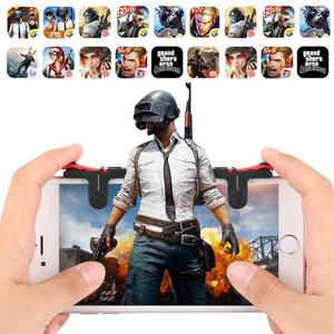 PUBG Moible Controller Gamepad Free Fire L1 R1 Triggers PUGB Trigger Attachments Gamepad for iPhone Android Phone