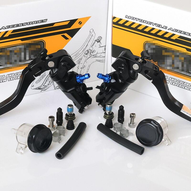 19rcs Brake pump Master Cylinder Hydraulic For Honda R1 R3 R6 Fz6 Gsxr600 750 1000 Ninja250 Zx-6r Z750 Z800 Monster