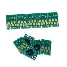 Cartouche puce pour imprimante Epson 913, 11 couleurs/ensemble, T913A, T913B, T913D, SureColor P5000