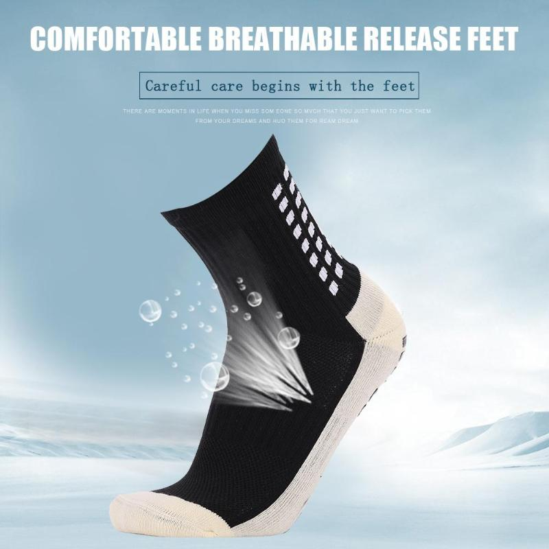 High Quality Brand New Anti-Slip Thicken Football Soccer Socks Absorb Sweat Training Sports Socks