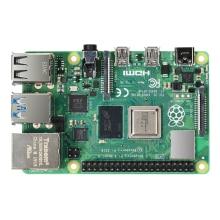 New 4GB RAM Raspberry Pi 4 Model B Development Board Cortex-A72 1.5GHz Support WIFI Bluetooth 5.0 1.5Ghz 3 Speeder Than Pi 3B+ the nanopi s2 quad core cortex a9 s5p4418 bluetooth 4 0 wifi maker development board