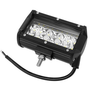 Image 4 - LED עבודה אור בר 168W 5 אינץ פנסים עבור טרקטור סירת טרקטורונים SUV Jeep משאית נהיגה מנורת משולבת led קורות Offroad ערפל אורות