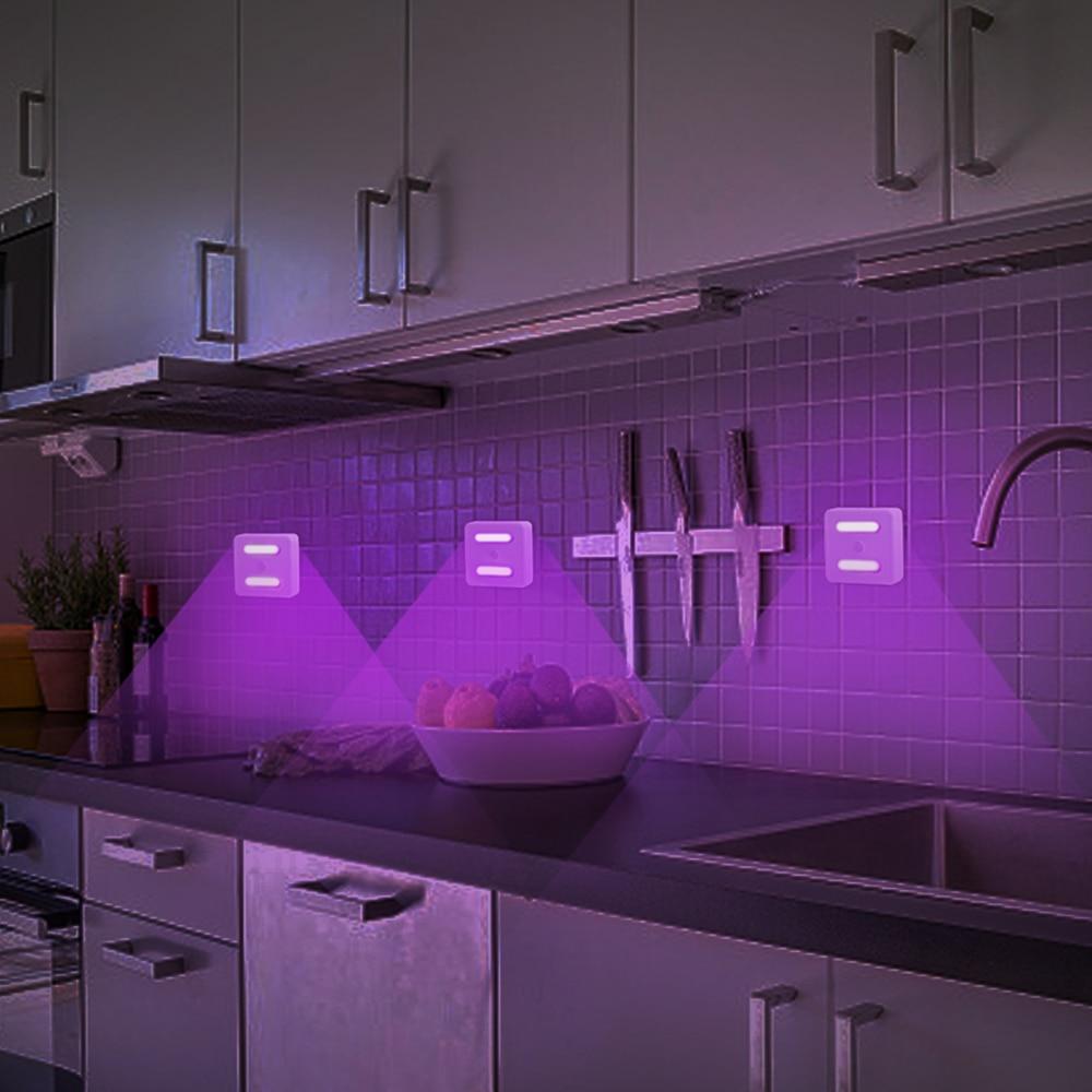 Induction Ultraviolet UV Sterilizer Light Disinfection Bactericidal Lamp Mites Lights Bacterial Killer UV Sterilizing Light