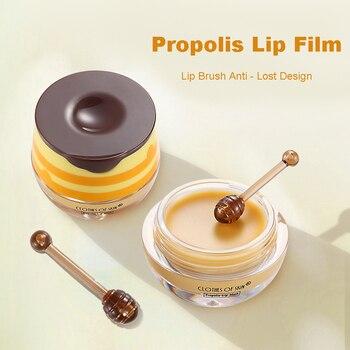 Cute Makeup Lipstick Lip Balm Propolis Nourishes Moisturizing Repairs Natural Lipbalm Long Lasting Nourish Protect Lips Care 1