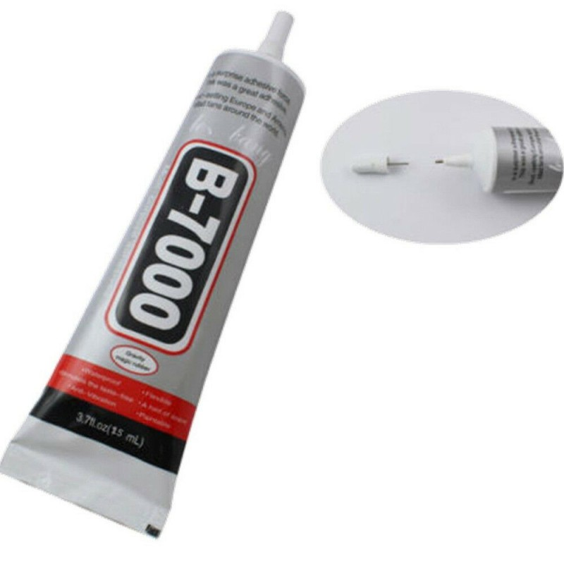 25ml B7000 Glue Mobile Phone Touch Screen Superglue B7000 Glue With Needle Mobile Phone Point Drill