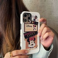 Nuovo 2021 Disney Donald per iPhone 7/8 plus x/xs xr xsmax 11 pro max 12pro max 12mini kawayi coupé custodia per telefono