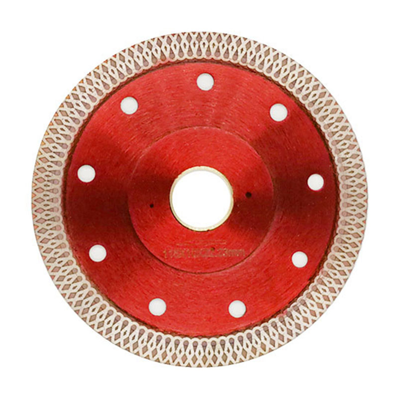 115Mm Wave Diamond Saw Blade For Ceramic Tile Dry Cutting Aggressive Disc Marble Granite Stone Saw Blade