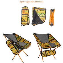 DannyKarl Chair Fishing Moon Chairs Portable Garden Removable Folding Furniture Armchair Director Seat Camping Outdoor Furniture