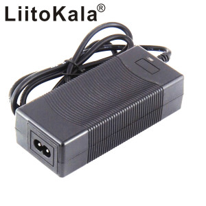 Image 5 - HK Liitokala  29.4V 2A 7series lithium battery pack charger constant current and constant pressure full of self   stop