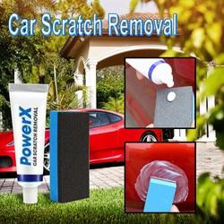 Car Scratch Repair Swirl Remover Coche Polishing Cream Paint Scratch Removers +1pcs sponge Car Accessories Coche автомобиль