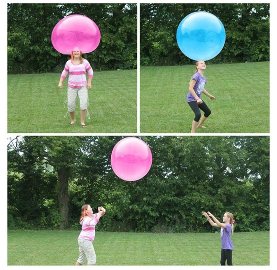 Air/Water Inflatable Jelly Balloon Ball Outdoor Toy 8