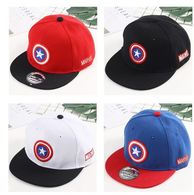 Avengers Endgame Cartoon Unisex Hat Trucker Baseball Cap Summer Hip Hop Hats