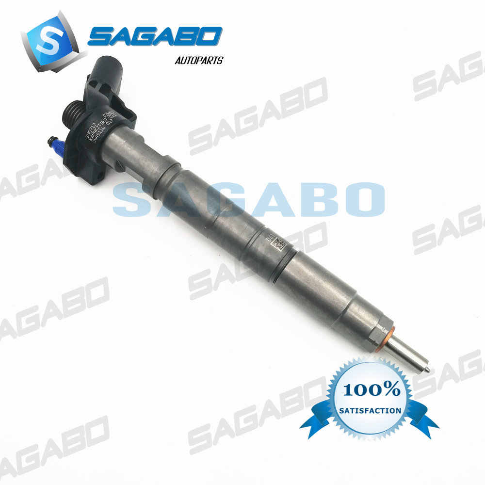 Fuel Injector 0445116018 33800-2F000 For Hyundai KIA 2.2 CRDi REMAN Injector