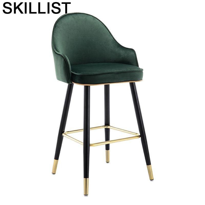 Sandalyesi Tabouret Industriel Sedie Bancos De Moderno Todos Tipos Para Barra Banqueta Stool Modern Silla Cadeira Bar Chair