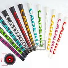 Nuovo CADERO 2X2 PENTAGONO 12 Pz/lotto Prese di Golf Standard Trasparente Club Grip 10 Colori Disponibili Con Materiale Morbido LIBERA LA NAVE