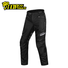 Motorcycle-Pants Protective-Gear Riding Waterproof Winter Men LYSCHY Chaqueta