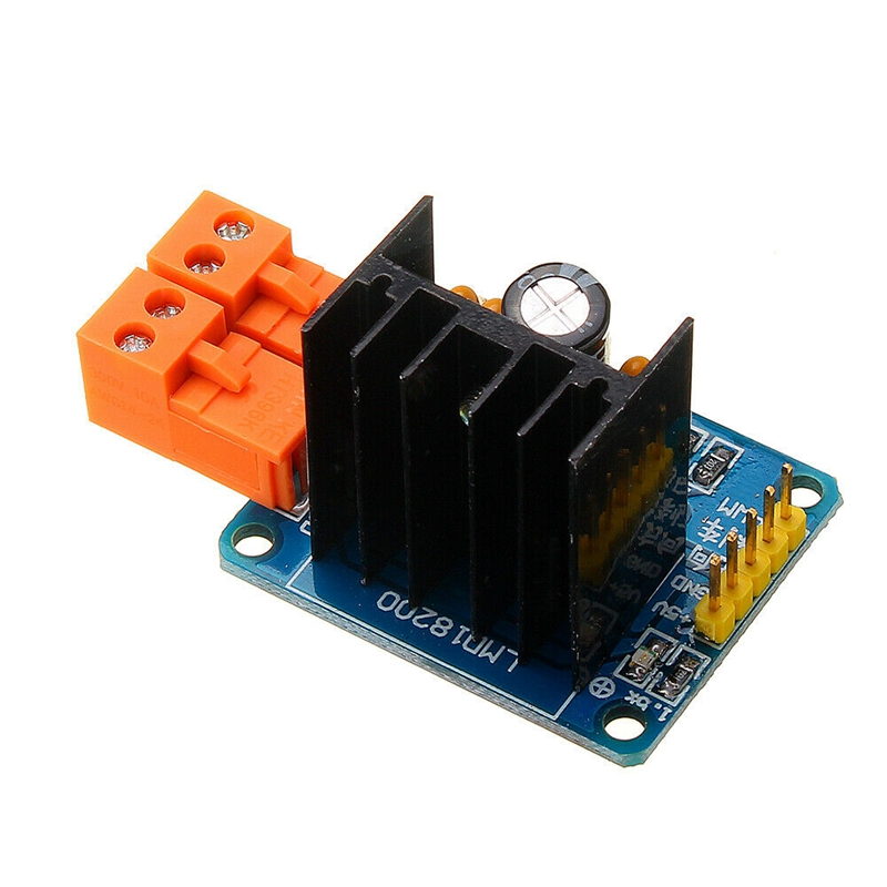 Image 4 - Lmd18200 Car Dc Motor Driver Module H Bridge Electronic Component-in Motor Driver from Home Improvement