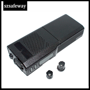 Image 1 - New Two Way Radio Housing Case Cover  for Motorola GP300 With Knobs Walkie Talkie Accessories free shipping